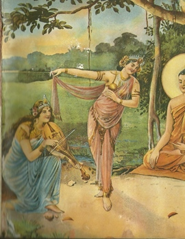 Old painting life of Buddha22.jpg